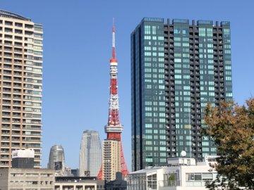 東京タワー 麻布十番